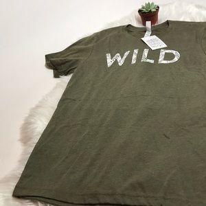 Nature Supply Tops - Wild Tee